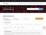 Best Web Development Course in Chennai | Web Development Training