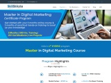 Shiksha – Master in Digital Marketing Course