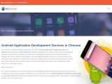 Android Application Development Services in Chennai
