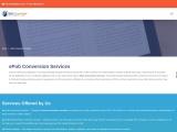 ePub Conversion Services | ePub Formatting services