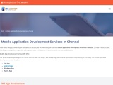 Mobile Application Development Services in Chennai