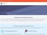 Mortgage Closing Support Services