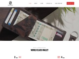 Buy Most Thinnest and Slim Wallet for Mens