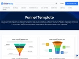 Funnel Infographic PowerPoint Template   Slideheap