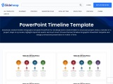 PowerPoint Timeline Template Designs
