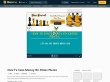 How To Save Money On Chess Pieces