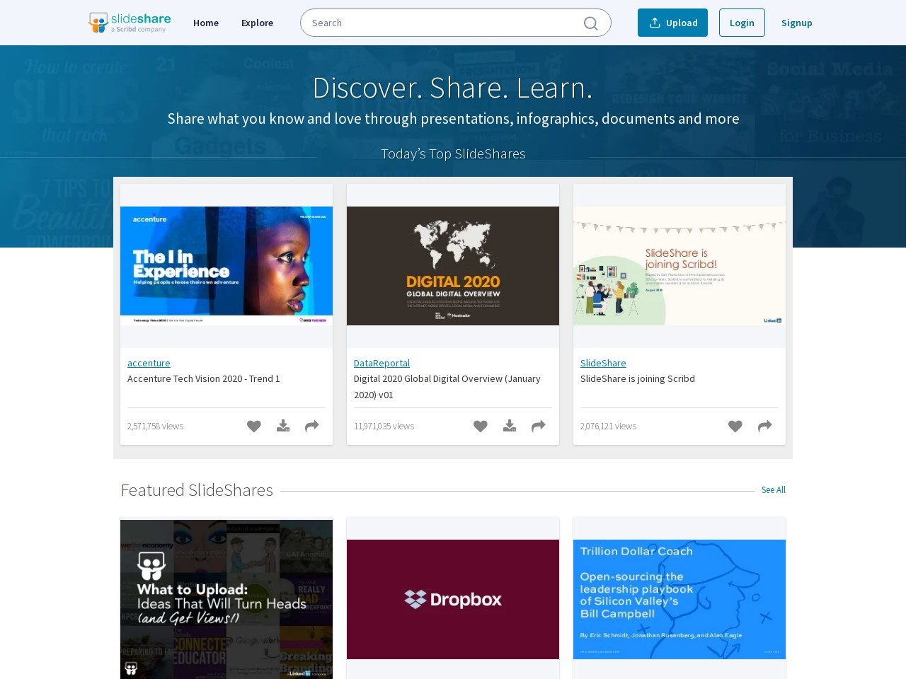 Xicom Technologies Ltd SlideShare Review