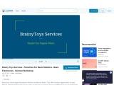 Brainy Toys Services – Open Franchise For Basic Robotics –  Basic Electronics – Science Workshop