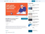 Freelance Services Providers- IndiaBizzness B2B Portal – Hire Experts Freelancers Online