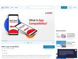 What is app compatibility | usawebdzines