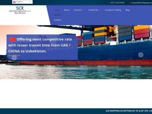 Freight forwarding company in Dubai | Call +97143336593