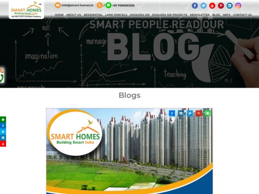 Interested to buy Residential Plots in Dholera, what all you should know?