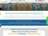 Piccadilly Square ResidentiaL Plotting Scheme In Dholera SIR