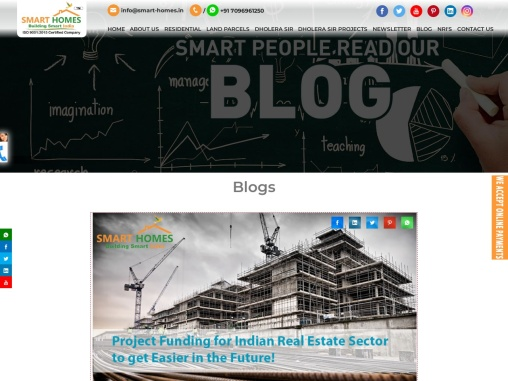 Project Funding for Indian Real Estate Sector