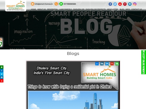 Things to know While Buying a Residential Plot in Dholera