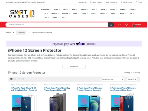 Apple iPhone 12 Screen Protector For Sale | Smart Cases"|508|381|?|en|2|06cda7b0d472827a996f9dd2e265290b|False|UNLIKELY|0.2895231246948242