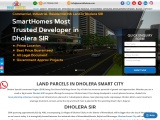 Dholera Smart City – Buy Land Parcels in Dholera SIR by Smart Dholera