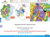 Premium Industrial/Commercial Land in Dholera SIR
