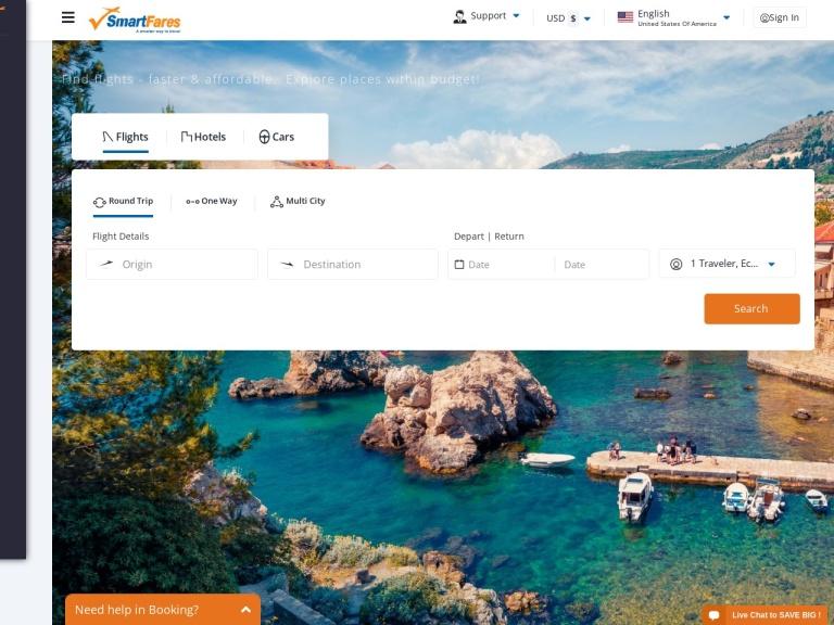 SmartFares screenshot