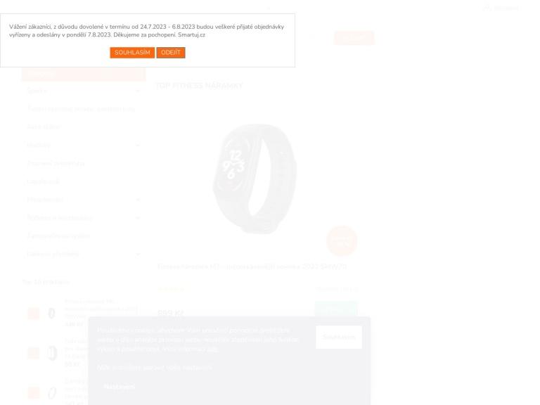 Smartuj.cz screenshot
