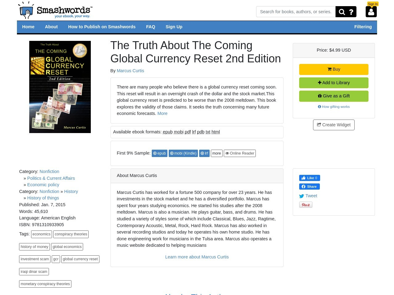 The Truth About The Coming Global Currency Reset – a …