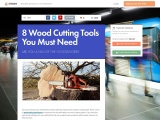 8 Wood Cutting Tools You Must Need