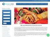Pre Matrimonial Investigations in Delhi – Snoopers India