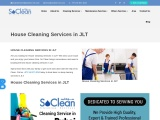 House Cleaning Services in JLT