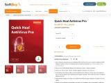 Buy Quick Heal Antivirus Pro Software From Softbuy