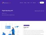 Flight Booking API – Flight Booking API Company India | SoftwareXprts