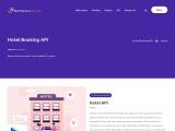 Hotel Booking API – Hotel Booking API Company India | SoftwareXprts