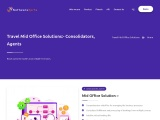 Mid Office Solution – Travel Mid Office Solution | SoftwareXprts.com