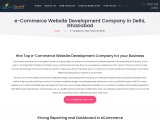 Hire Top e-Commerce Website Development Company for your Business