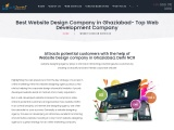 Attracts potential customers with the help of Website Design Services