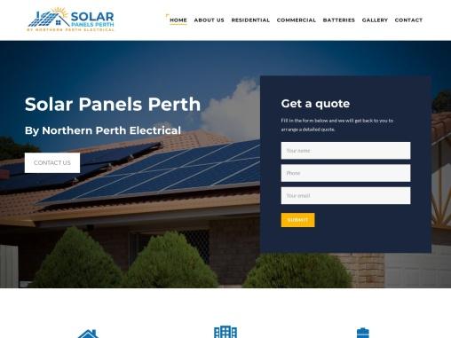 Solar System Perth – Solar Panels Perth