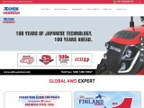 E Series- Agriculture tractor by Solis Yanmar