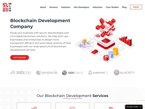 Solulab | Blockchain Development Company | USA | CANADA