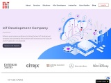 Internet of Things Development Company – Solulab