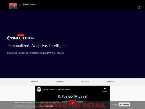 Retail Cloud Solutions | Sonata Software
