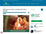 दुनिया Duniya Lyrics in Hindi – Luka Chuppi | Akhil | Dhvani Bhanushali
