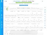 Johnny B. Goode Tab By Chuck Berry