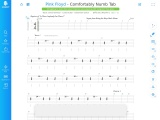 Guitar Tabs For Comfortably Numb By Pink Floyd