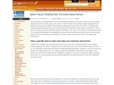 Basic House Cleaning Tips For Every Busy Person