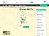 Himalayan Hemp Seed Salve | Hemp Seed Cream – SOS Organics
