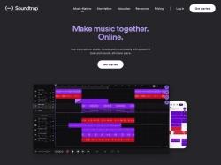 Soundtrap By Spotify screenshot