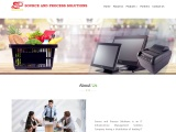 android pos machine Distributor in bangalore – source and process solutions
