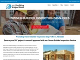 Owner Builder Inspection Sign-Offs Services – South Building Inspection