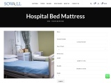 Buy Quality Hospital Bed Mattress – SoWell – Best Mattress Brand in India