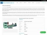 Heavy Duty Machine Supplier Saudi Arabia