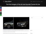 The new Hyundai Tucson N Line